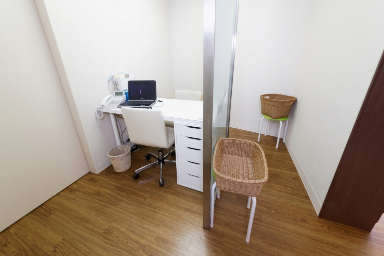 問診室 写真